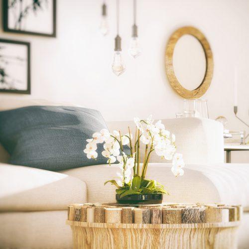 Custom Flower Arrangements For Home