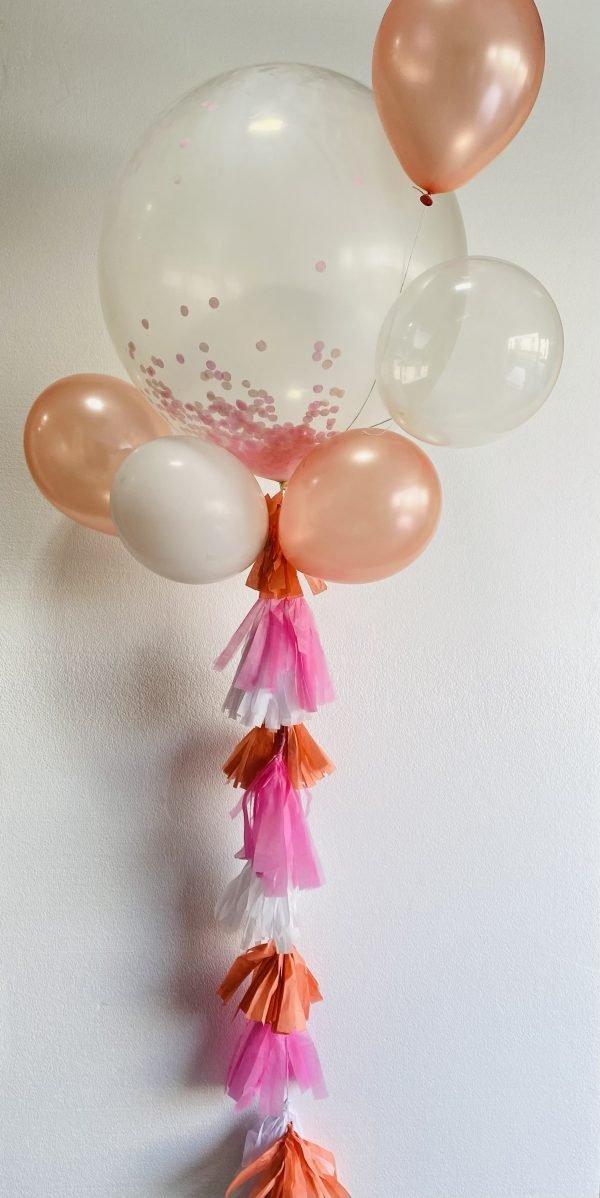 Jumbo Balloon Bouquet